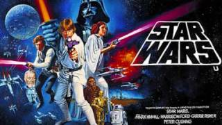 The Battle of Yavin (22) - Star Wars Episode IV: A New Hope Soundtrack