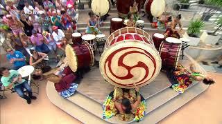Yamato - The Drummers Of Japan - ZDF Fernsehgarten 15.07.2018