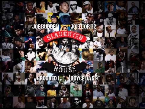 Joe Budden - Skeletons Feat. Joell Ortiz & Crooked I (Slaughterhouse)