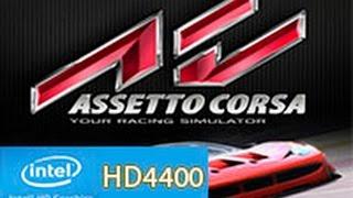 Assetto Corsa | Ferrari 458 GT2 - i5 4200u + HD 4400 / Acer Aspire E1-572