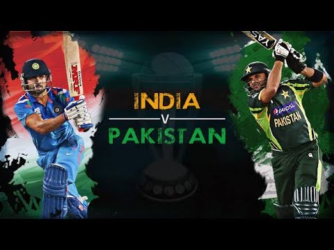 India vs Pakistan || IND Score 319/3 (48 ov) || ICC Champions Trophy 2017