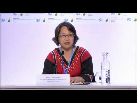 UNFCCC Paris COP21 Human Rights