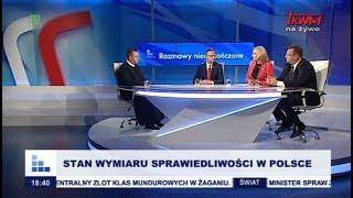 Rozmowy niedokończone: Stan wymiaru sprawiedliwości w Polsce cz.I