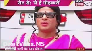 Yeh Hai Mohabbatein 12th February 2017 Raman Ka Naya Look DesiTVBox.MS