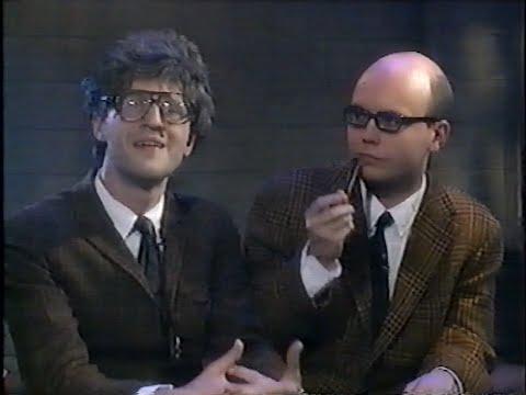 """John & Aage - Første interview i """"Dæxel"""" med Dan Rachlin"""