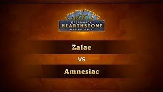 Zalae vs Amnesiac, Final, DreamHack Austin 2018