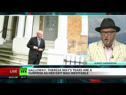 """George Galloway On The Next Prime Minister: """"I Predict It Will Be PM BoJo"""""""