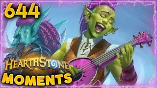 These Guys Want To UNINSTALL!! | Hearthstone Daily Moments Ep. 644