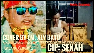 Cover Lalang Gunung By LM.Aly Batu..