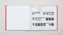 The Process: New York City Transit Authority Graphics Standards Manual Reissue