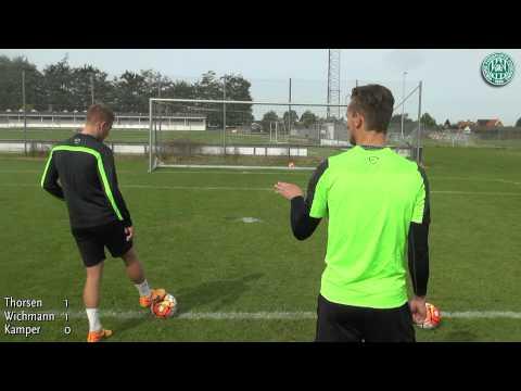3. Crossbar Challenge - Thorsen, Wichmann og Kamper