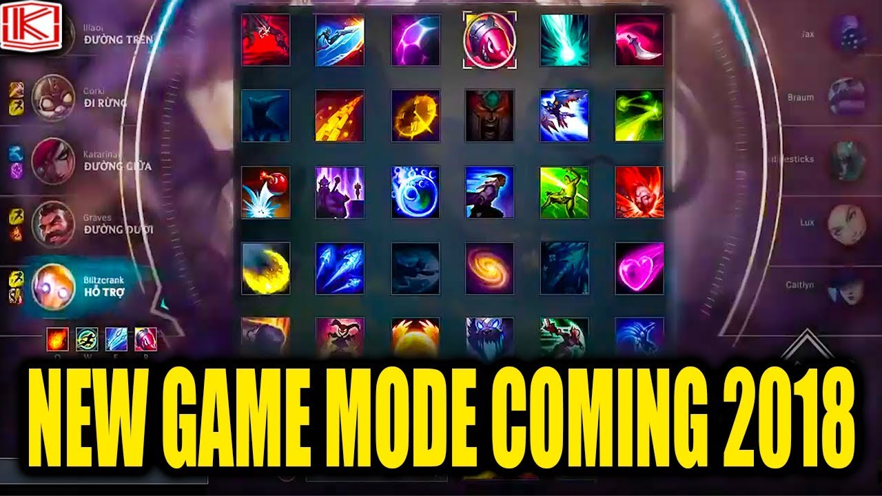 League's One for All game mode to return with Patch 10.6 ...