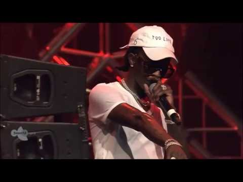 Young Thug - Best Friend (Live)