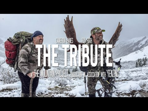 CAM HANES AND ROY ROTH MOOSE HUNT - THE TRIBUTE