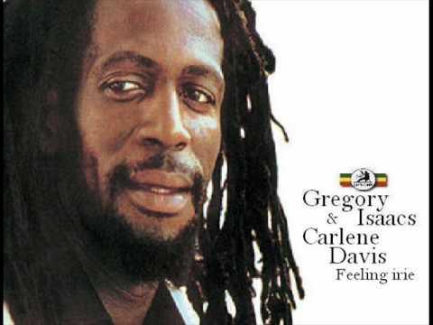Gregory Isaacs - Feeling irie (Lyrics)