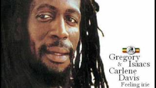 Gregory Isaacs - Feeling irie (Lyrics)