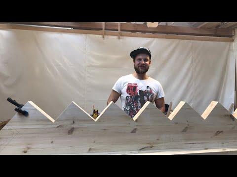 Прямой эфир 🔥Как сделать лестницу #деревяннаялестница