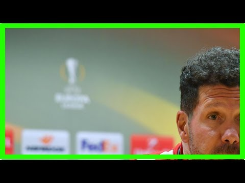 Diego Simeone Says He Has Had No Arsenal Contact over Replacing Arsene Wenger
