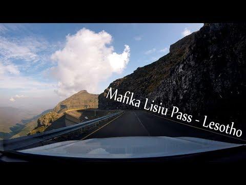 Mafika Lisiu Pass - Lesotho