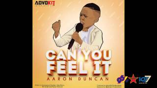 Aaron Duncan - Can You Feel It