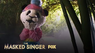 The Clues: Panda | Season 2 Ep. 2 | THE MASKED SINGER