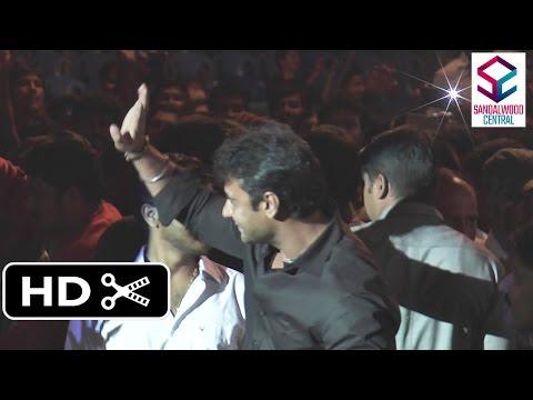 'Mr. Airavata' Audio Launch: Challenging Star Darshan's Grand Entry