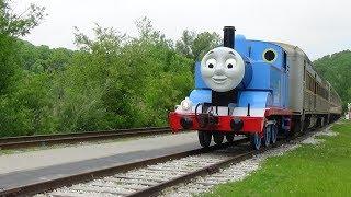 Thomas the Train 2017 & CVSR 4241 in Peninsula, OH