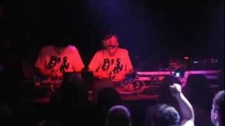 """DJ Czarny/Tas feat. Prof, Kuban - """"Passion, music, hip-hop"""" (live, Poznań @ 6.05.2011)"""