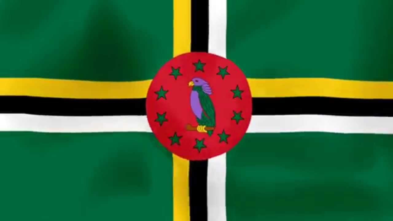 Dominica National Anthem - Isle of Beauty, Isle of Splendour (Instrumental)
