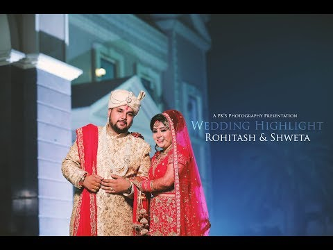 Rohitash & Shweta | Cinematic Wedding Highlight | PK'S Photography | Moga | Chandigarh