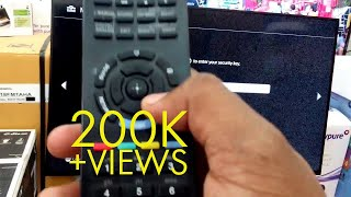 How to setup SONY BRAVIA W750D 43INCH TV  Factory Reset   Se...