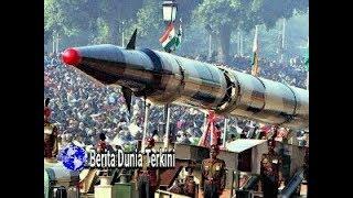 India Uji Coba Rudal Ke ll Yang Super Dahsyat Buat ......