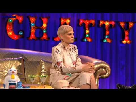 Jessie J Alan Carr Interview 3 18.09.2013 (filmed)