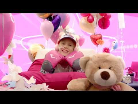 Día internacional contra el cáncer infantil 15 2 19