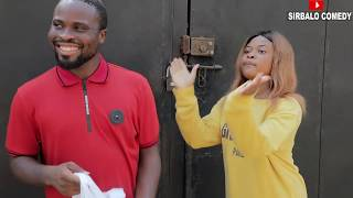 THE DELIVERY MAN - SIRBALO COMEDY ( EPISODE 22 )