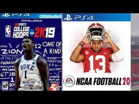 2K CAN MAKE A COLLEGE BASKETBALL AND FOOTBALL GAME HERE`S WHY