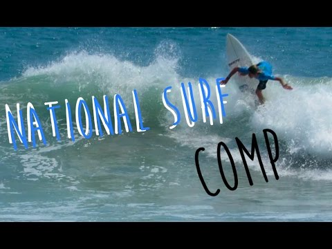 Costa Rica National Surf Competition - Santa Teresa Trip Day 3