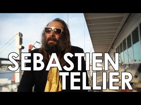 Sebastien Tellier se confie sur un bateau à Cannes !