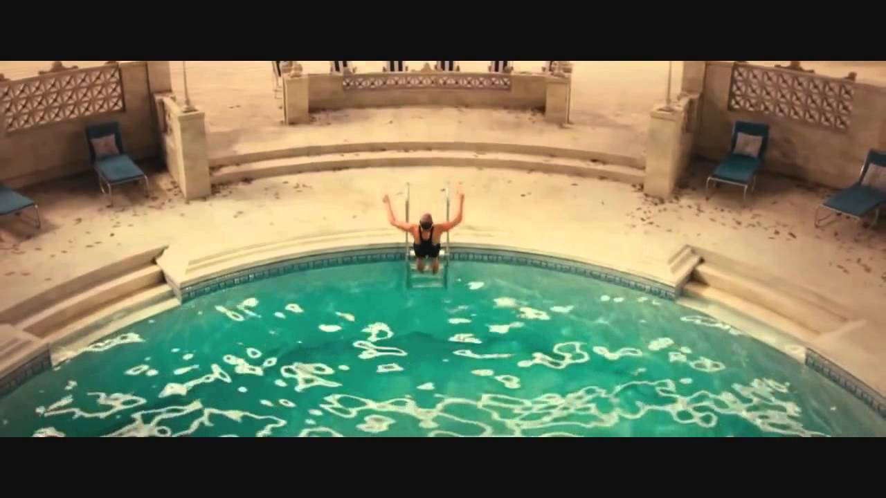 Nick whitehead gatsby death scene the great gatsby youtube for Jay gatsby fear of swimming pools