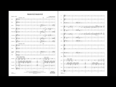 Mah-ná Mah-ná by Piero Umiliani/arr. by Johnnie Vinson