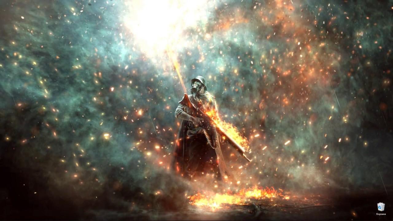 Battlefield 1 Apocalypse Dynamic Theme Wallpaper Engine