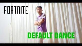 Recreating Fortnite Default Dance !