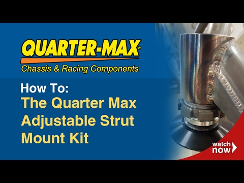 How To: The Quarter Max Adjustable Strut Mount Kit