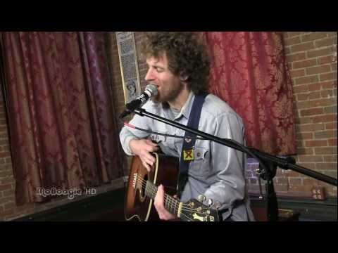 CHADWICK STOKES - Adelaide - acoustic MoBoogie Loft Session
