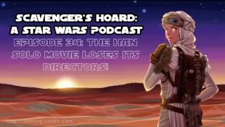 Episode #34 - The Han Solo Movie Loses Directors Lord and Miller! thumbnail