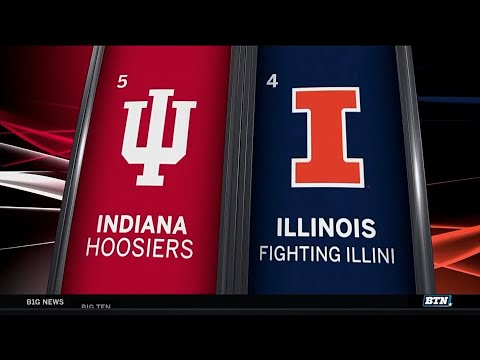 Indiana vs. Illinois Highlights | 2018 Big Ten Baseball Tournament
