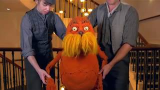 Sign up to The Woodland Trust's Tree Charter - a message from The Lorax