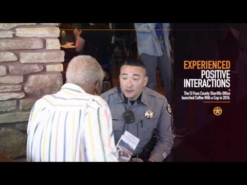Coffee With A Cop | El Paso County Sheriff
