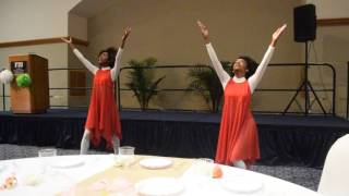 """""""What A Beautiful Name"""" by Hillsong Praise Dance"""