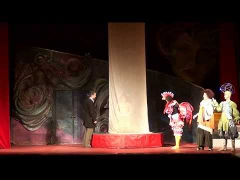 J. Offenbach - Povestirilre lui Hoffman (Valentina Mărgăras)